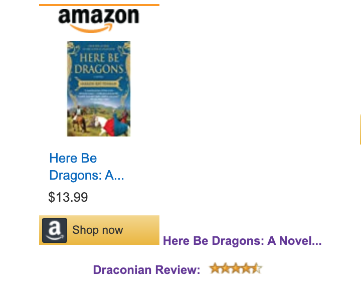 Books about Dragons